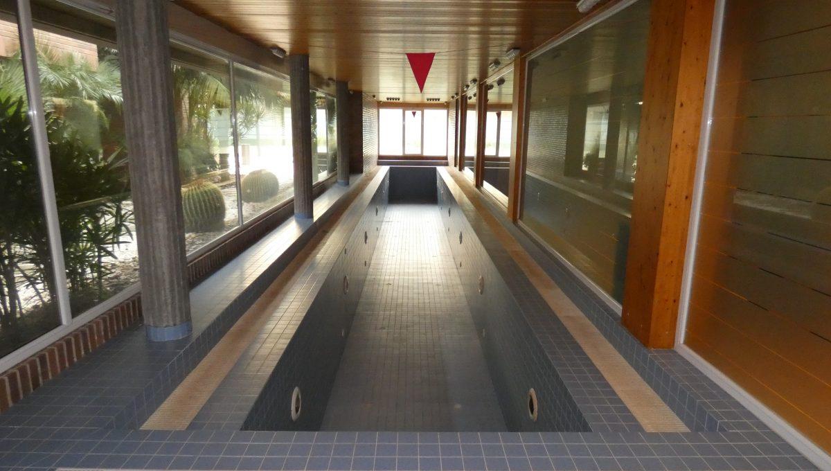 piscina climatizada 0